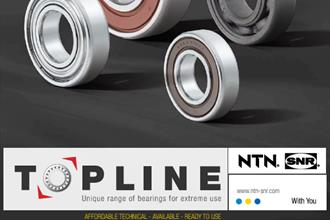 NTN - SNR Topline High Speed / High Temp Ball Bearings