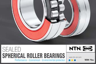 NTN - SNR Ultage Sealed Spherical Roller Bearings