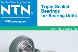 NTN Triple-Sealed Bearings for Bearing Units