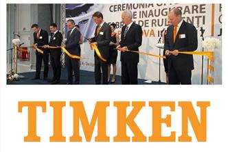 Timken Opens New Bearing Plant in Romania to Produce Tapered Roller Bearings
