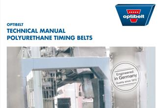 Optibelt Polyurethane Timing Belt Drives