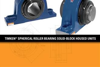 Timken SRB Solid Block Housed Units