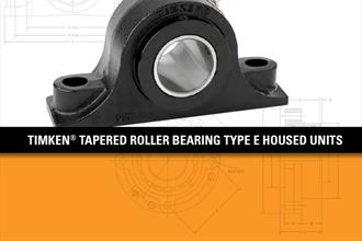 Timken Taper Roller Type 'E' Housed Units