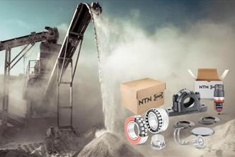 NTN-SNR launches a pack for simplified maintenance of quarry equipment bearings